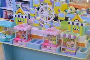 迪吉象益智玩具體驗館
