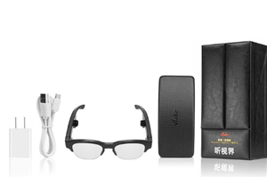 Vlike骨听智能眼镜 用科技改变人们倾听世界的方式