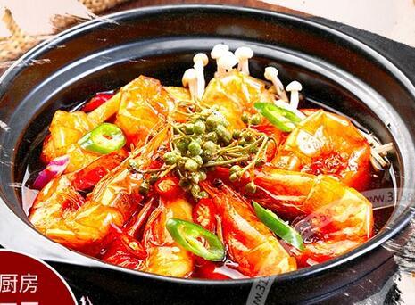 加盟虾得乐烧汁虾米饭店有什么条件