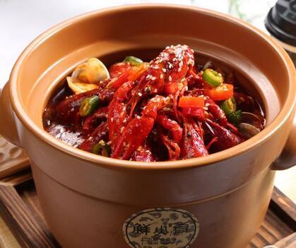 鮮火肴罐燜小海鮮