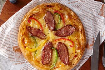 开披萨店一张披萨有多少利润
