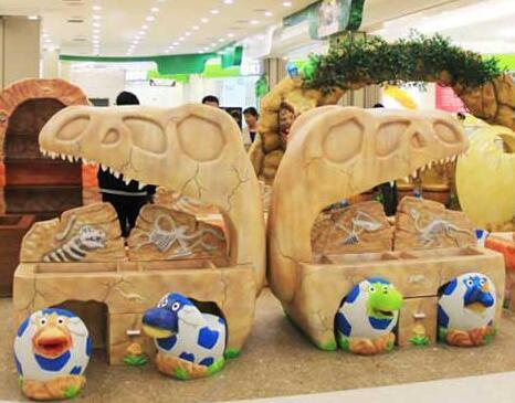迪吉象益智玩具体验馆 轻松占领市场