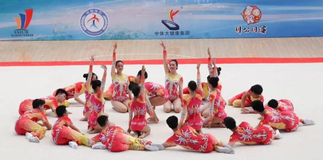 2019年全國技巧錦標賽暨青少年錦標賽舉辦