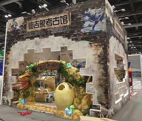 迪吉象益智玩具体验馆 开店持续发展