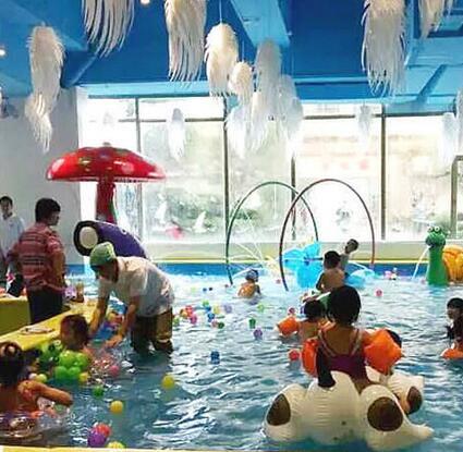 香港卡依婴儿游泳馆 让创业更轻松
