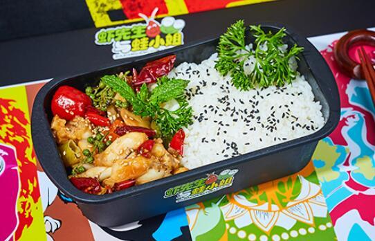 虾先生与蛙**主题餐厅