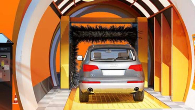 智能洗车前景如何