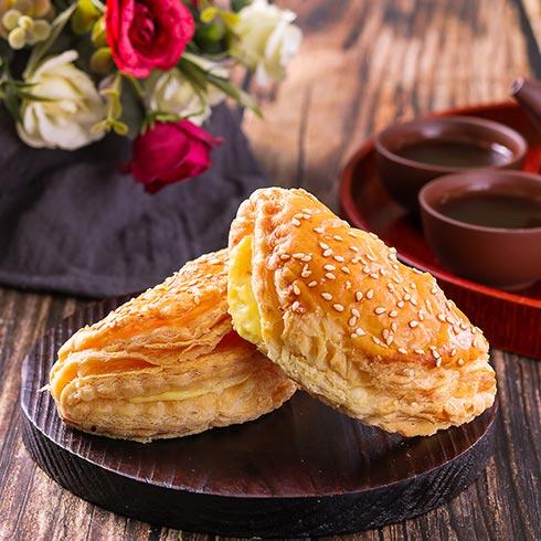 地洲村老婆饼有什么特色