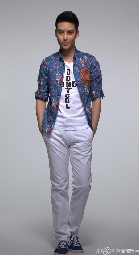 品牌资讯 品牌服装 王子密码服饰 中国时尚潮流服饰  如果对此项目感