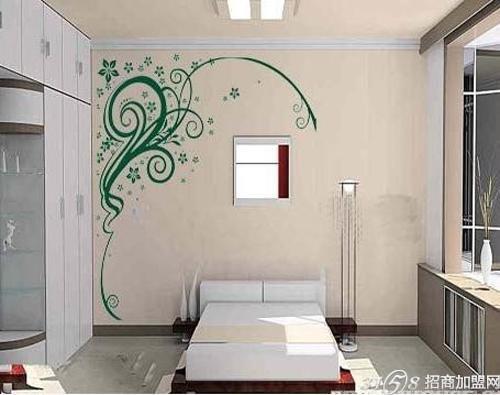 艾普墙体彩绘 让家更温馨