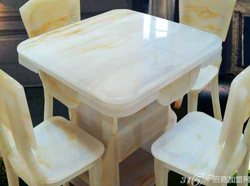 仿水晶家具赚钱吗