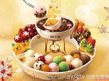 意冰客冰淇淋打造全新意式风味冰淇淋图片