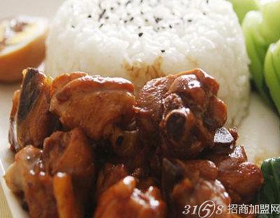 特色中式菜品 潘师傅中式快餐图片
