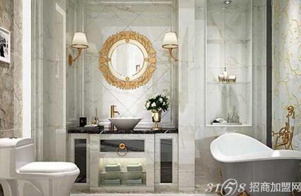柏仑卫浴代理条件是什么?卫浴代理需要多少钱?