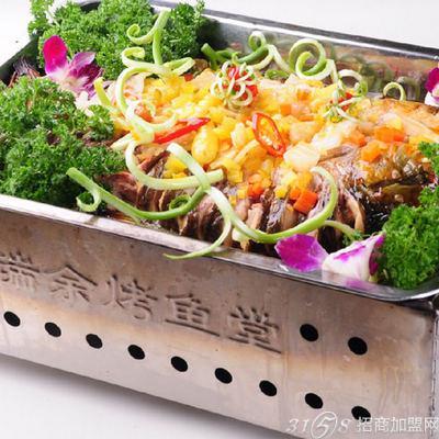 烤鱼食材搭配图解