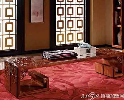 高端生活   要知道,最早使用红木家具的是明代时期