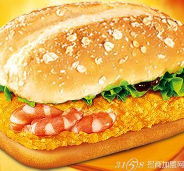 麦劲堡中西式快餐 加盟红火生意图片