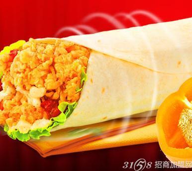 麦劲堡中西式快餐 为你保驾护航图片