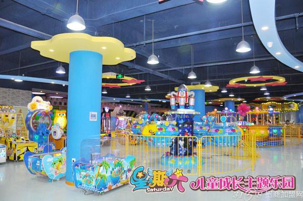 开一个室内儿童乐园大概需要多少钱