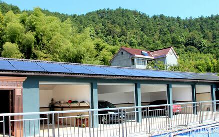 桑尼家用太阳能