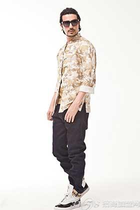 男式唐装最流行品牌