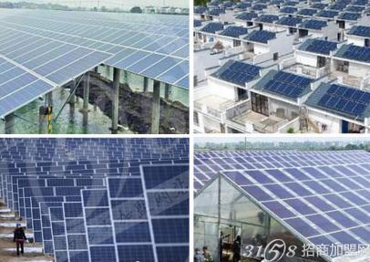 太阳能发电家庭用加盟 还是选择核新电力