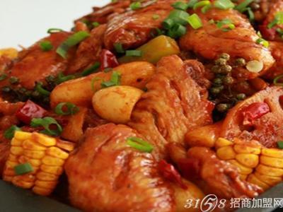 盖式蟹煲快餐 好吃又特别