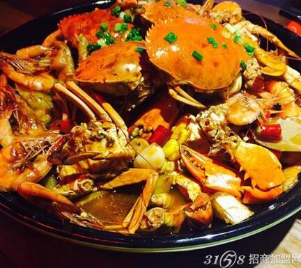 肉蟹煲美味来了 吃货们快接招!