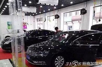 2019汽车美容排行_汽车服务加盟的成功者应具备哪些因素