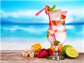 圆石的茶饮品 夏季受欢迎的饮品