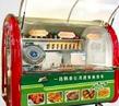 一路飘香小吃车项目在市场上受欢迎吗
