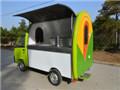 现在美味时代小吃车的生意怎么样?
