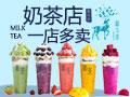奶茶品牌的治理运营 云南鹿与茶怎样做的
