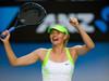 法网公开赛第九个比赛日 俄罗斯美女莎拉波娃进八强