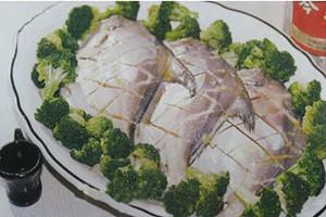 年饭首选备项 蓝花晶鱼的做法