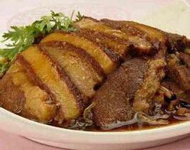 达人闽菜食谱推荐 葱包五花肉的做法