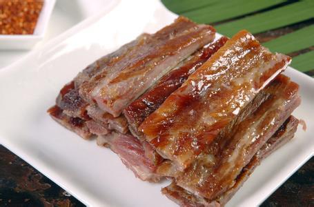 美味排骨做法大全 教你做最好吃的烟熏排骨