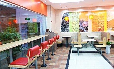 中式快餐连锁品牌图片