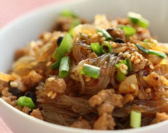 肉末粉条的做法 懒人必备川菜食谱