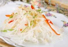 虾皮烩萝卜怎么做呢?
