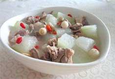 鸭肉冬瓜汤怎么做好吃呢?