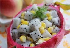火龙果怎么做才是瘦身好食物呢?