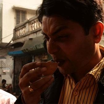 印度以奶茶开始的一天