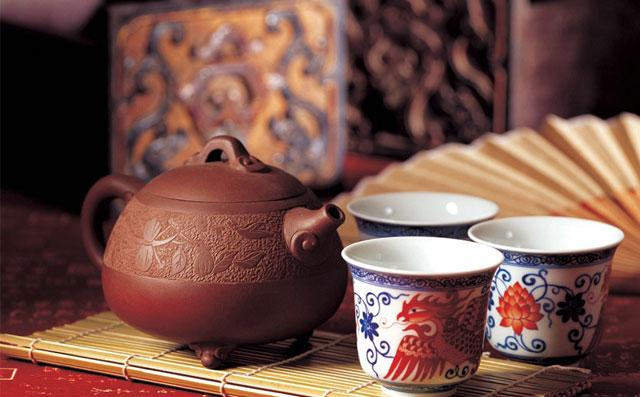 中国古代陶瓷茶具的流传