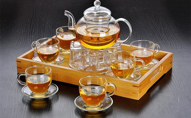 不同特色 中国茶具的发展史