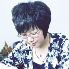 高级工艺美术师-钱菊萍