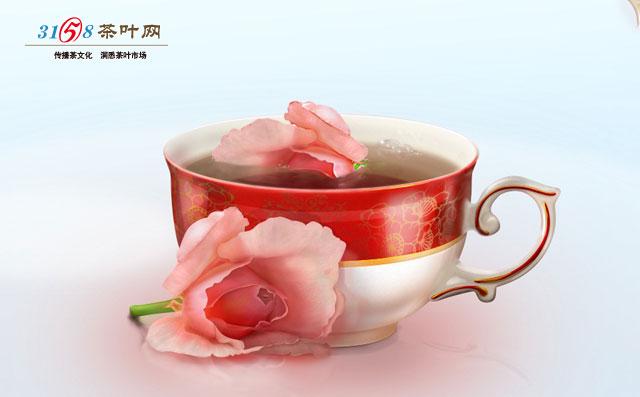 如何泡玫瑰花茶 冲泡玫瑰花茶有哪些注意事项