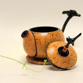 漆器茶具赏析图 那些唯美的漆器茶具