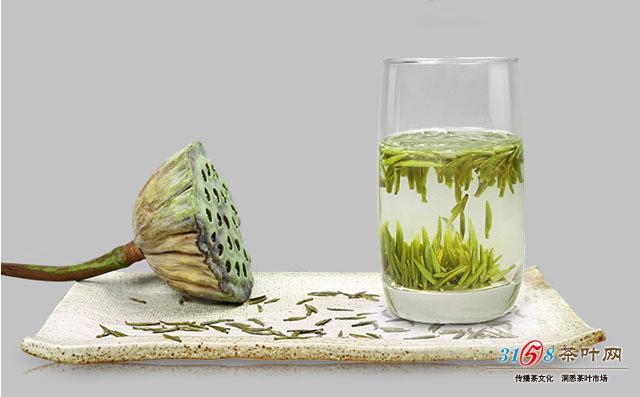 为竹叶青茶叶点赞  即使说起绿茶