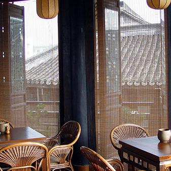 地域文化下的茶室